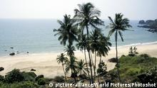 Indien Strand in Goa