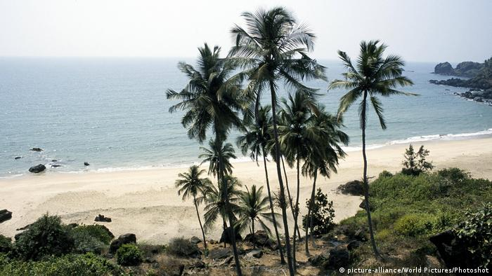 Indien Strand in Goa (picture-alliance/World Pictures/Photoshot)