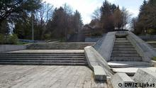 Vraca Memorial Park in Sarajevo