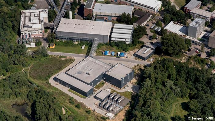 Deutschland Forschungsanlage European XFEL (European XFEL)
