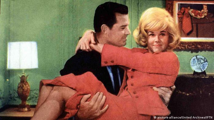 USA Doris Day in Eine Zuviel Im Bett oder Move Over Darling