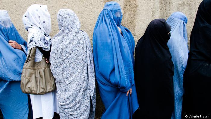 Global 3000 Frauen in Afghanistan