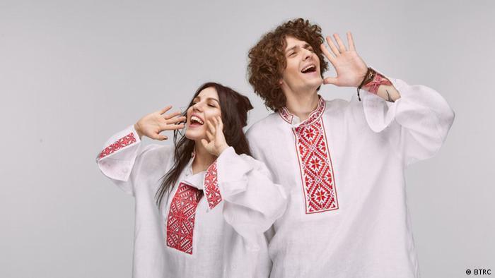 Євробачення-2017 - Білорусь - NaviBand
