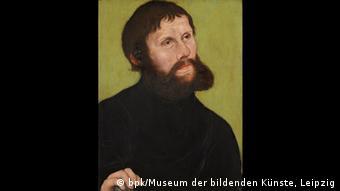 Malerei auf Buchenholz Cranach Ausstellung