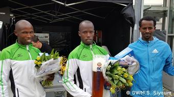 Bonn Marathon 2017 | Kenianische Läufer