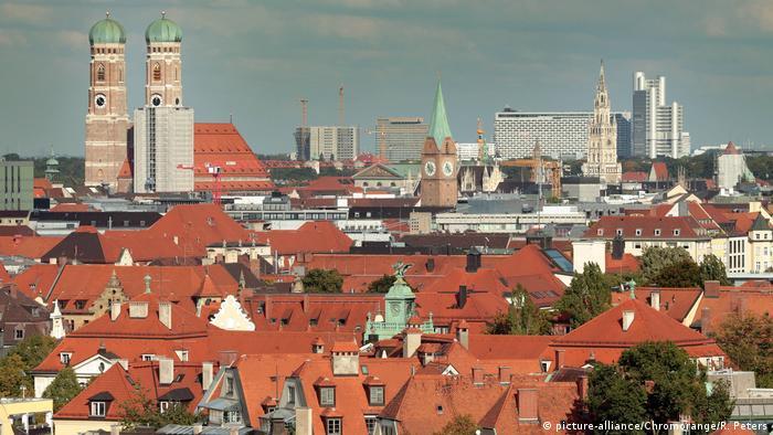 Deutschland Wohnungsmarkt in München