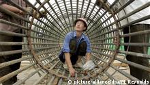 China Einsatz von Stahl im Straßenbau