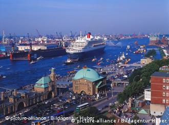 Von Hamburg nach Afrika - der Afrika-Verein schlägt die Handelsbrücke