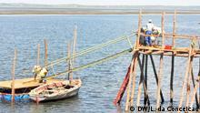 Mosambik Brücke in Maxixe