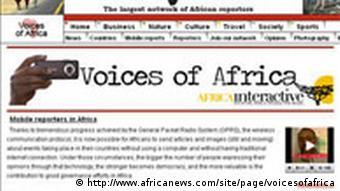 Screenshot von http://www.africanews.com/site/page/voicesofafrica