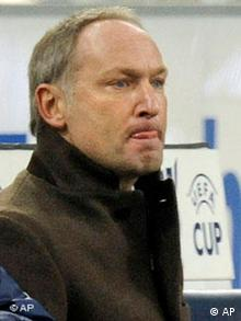 Schalkes Manager Andreas Müller