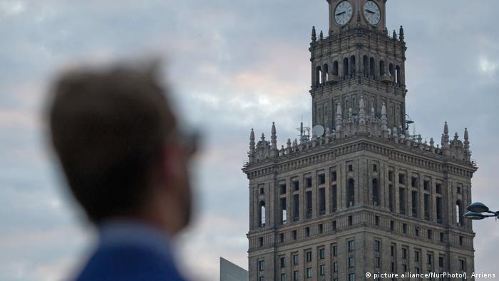 Polen Warschau | Kulturpalast