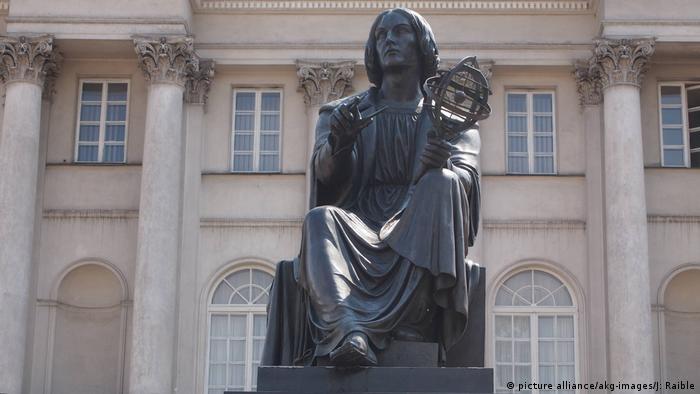 Mikołaj Kopernik - patron polsko-niemieckiej grupy ekspertów
