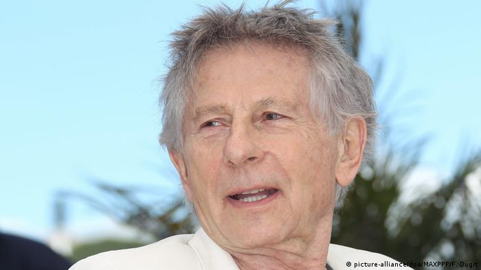 Roman Polanski in Cannes (picture-alliance/dpa/MAXPPP/F. Dugit)