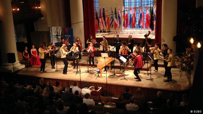 European Union Baroque Orchestra (EUBO)