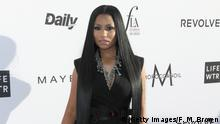 USA Fashion Los Angeles Awards Nicki Minaj