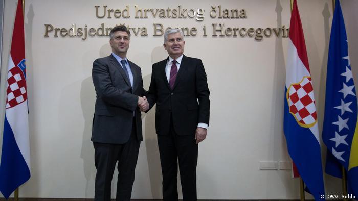 Westbalkan – Treffen der Regierungschefs (DW/V. Soldo)