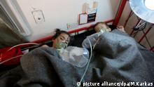 Syrien Idlib Giftgas Angriff