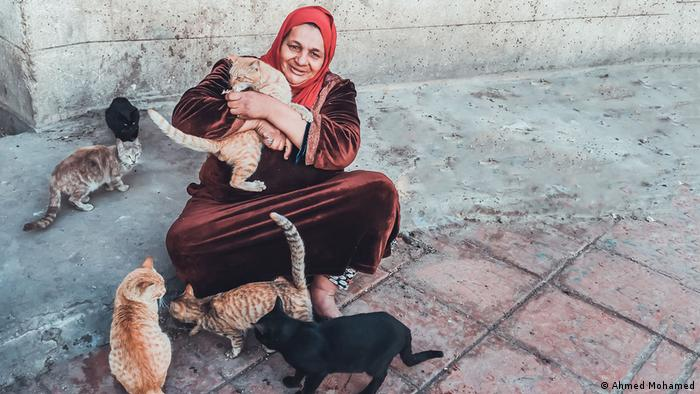 Women around the world: Egypt