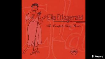 CD cover of The Complete Song Books by Ella Fitzgerald