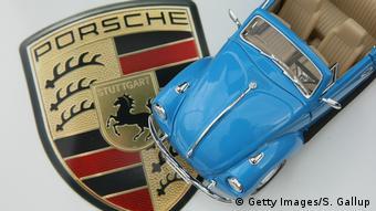 Volkswagen Porsche Übernahme (Getty Images/S. Gallup)