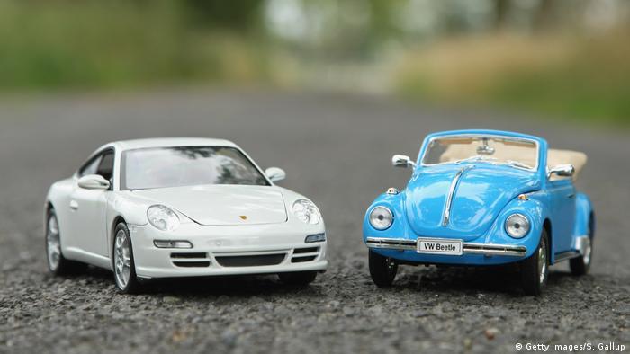 Porsche şi Volkwagen, o istorie bogată în amănunte