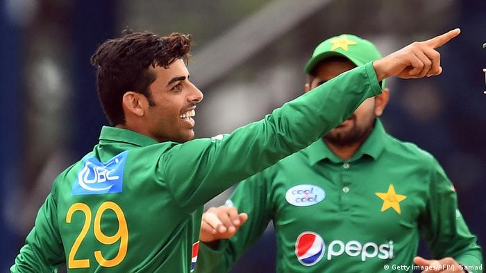 Pakistan Cricket Shadab Khan (Getty Images/AFP/J. Samad)