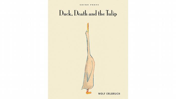 Buchcover Duck, Death and the Tulip