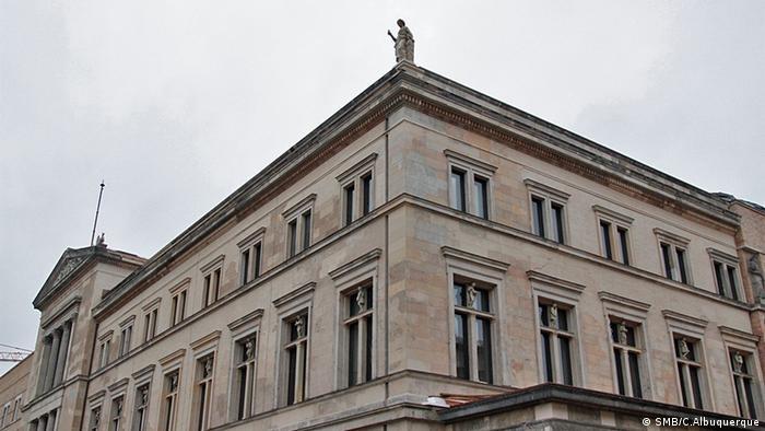 Novo Museu em Berlim