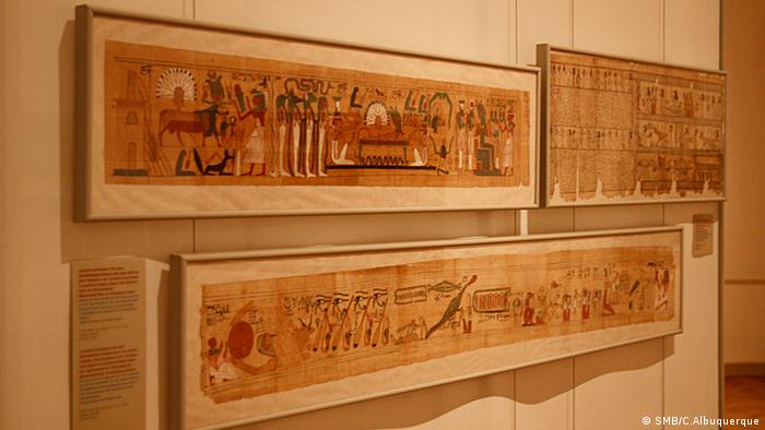 Neues Museum Berlin Ausstellung (SMB/C.Albuquerque)