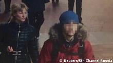Russland Ermittler: Attentäter von St.Petersburg stammt aus Kirgistan