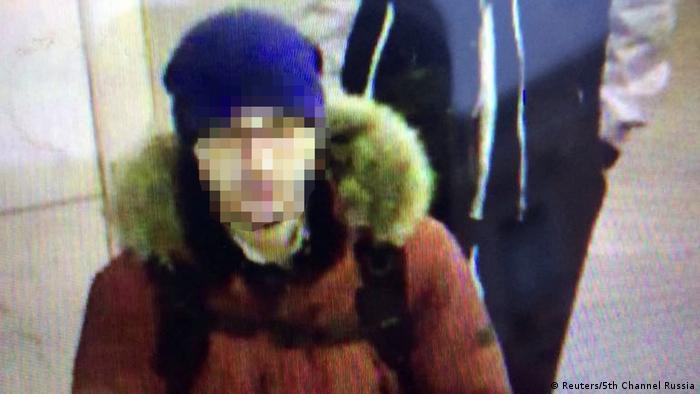 Russland Ermittler: Attentäter von St.Petersburg stammt aus Kirgistan (Reuters/5th Channel Russia)