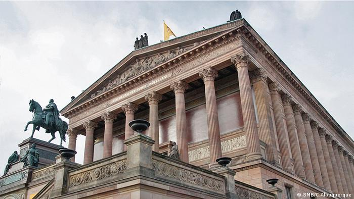 Alte Nationalgalerie Berlin (SMB/C.Albuquerque)