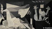 Detail Guernica Picasso