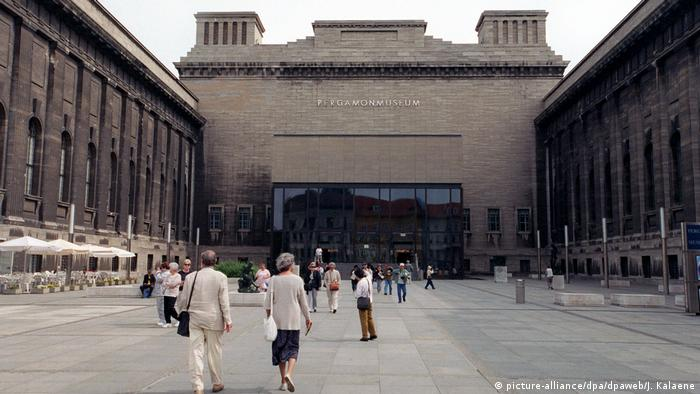 Pergamon-Museum in Berlin (picture-alliance/dpa/dpaweb/J. Kalaene)