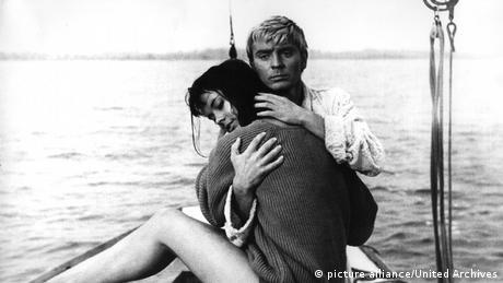Nóż w wodzie, pierwszy pełnometrażowy film Polanskiego powstał w 1961 roku, a w dwa lata później był nominowany do Oscara.