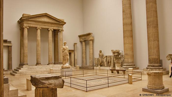 Pergamon-Museum in Berlin