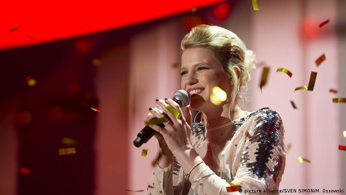 Євробачення-2017 - Німеччина - Левіна