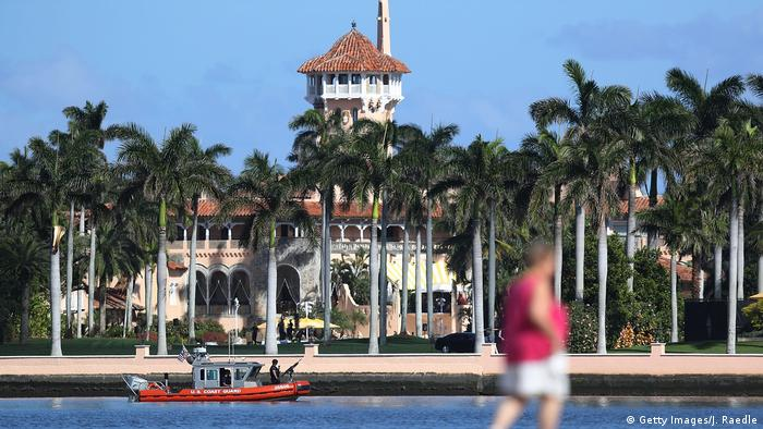 USA Mar-a-Lago Resort in Palm Beach (Getty Images/J. Raedle)