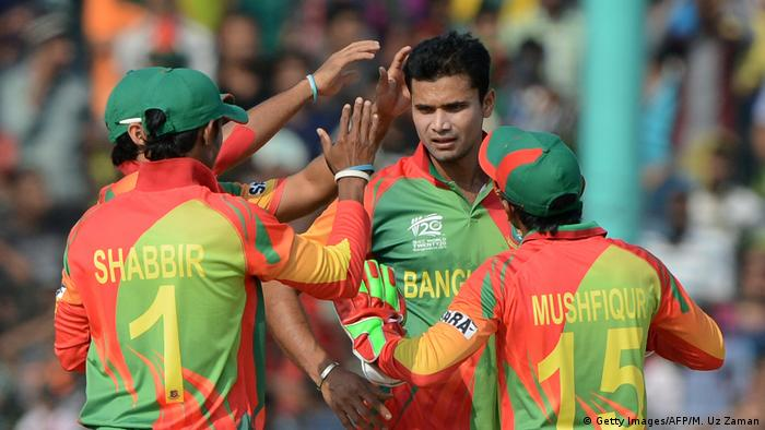 Bangladesch Cricket Mashrafe Mortaza (Getty Images/AFP/M. Uz Zaman)