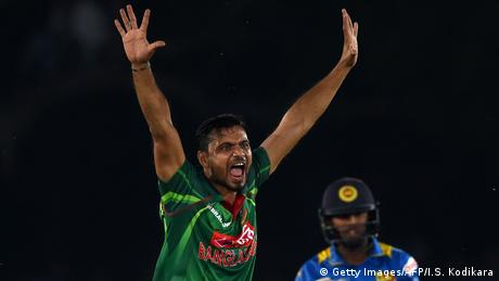 Bangladesch Cricket Mashrafe Mortaza (Getty Images/AFP/I.S. Kodikara)