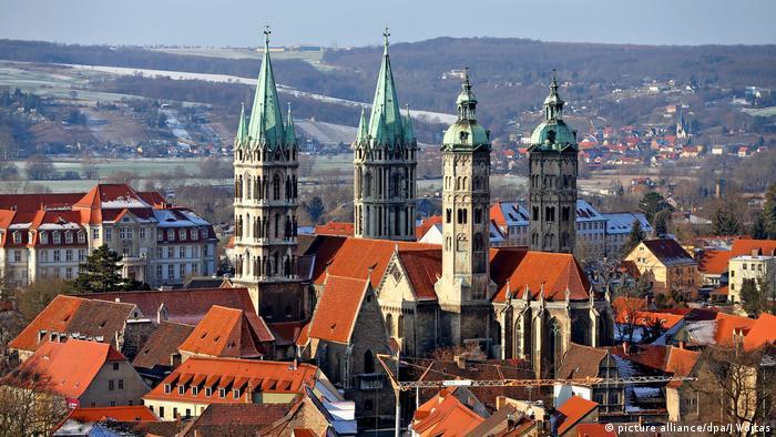 Neuer Anlauf für UNESCO-Welterbe Naumburger Dom (picture alliance/dpa/J.Woitas)