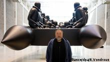 Ai Weiwei, The Law of the Journey