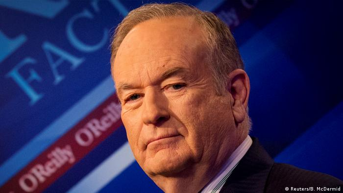 Bill O'Reilly (Reuters/B. McDermid)