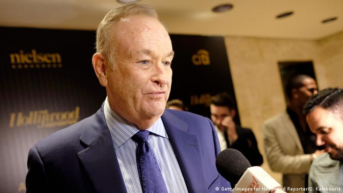 USA Fox News-Moderator Bill O'Reilly (Getty Images for Hollywood Reporter/D. Kambouris)