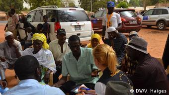 Gambia Wahl   Wahlbeobachter der EU
