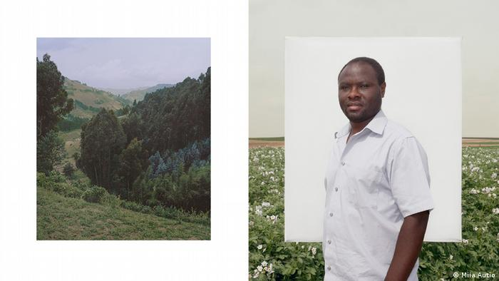 Miia Autio Exhibition: I called out for mountains, I heard them drumming (Miia Autio)