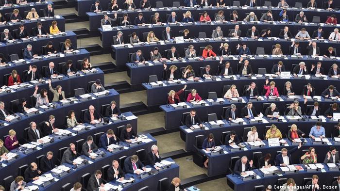 Parlament Europejski przyjął umowę o wyjściu Wielkiej Brytanii z UE