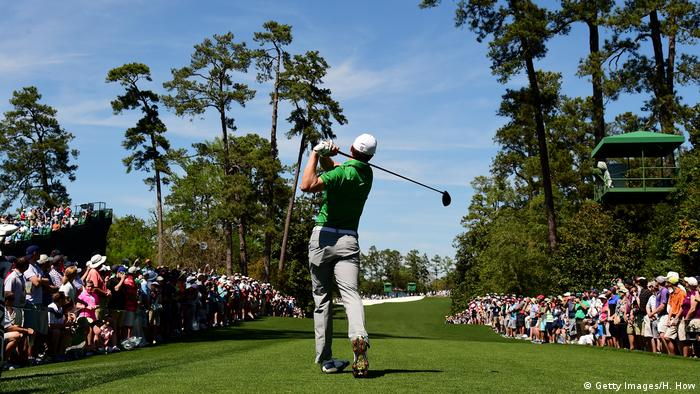 USA Golf Masters Jordan Spieth (Getty Images/H. How)