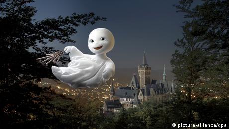 Film still Das kleine Gespenst (picture-alliance/dpa)